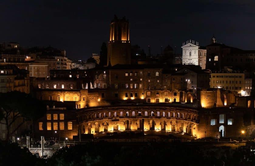 Trajansmärkte Rom