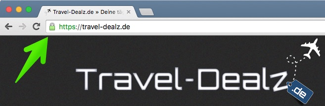 Travel-Dealz HTTPS