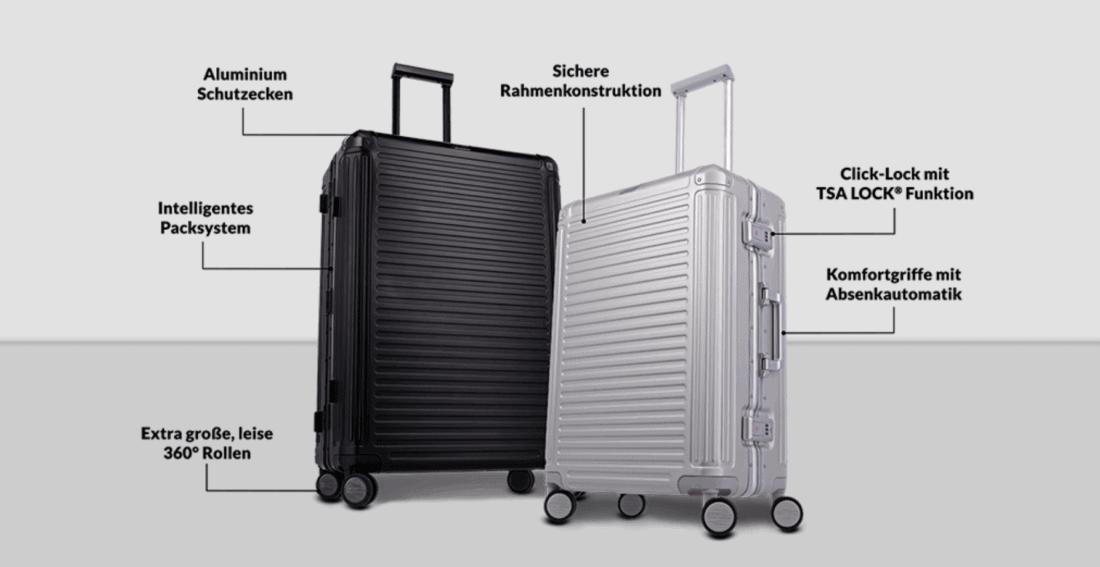 Travelite Next Funktionen
