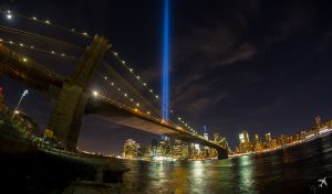 Tribute at Light