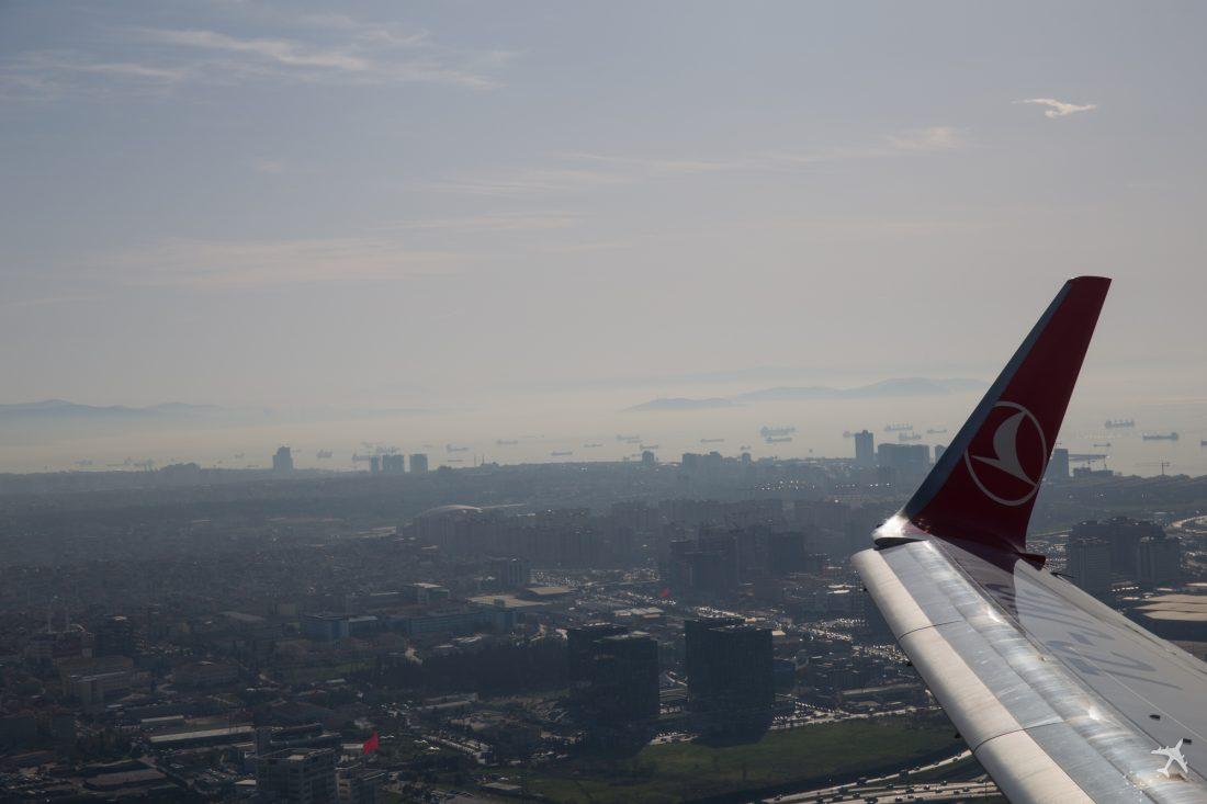 Turkish Airlines Start Istanbul