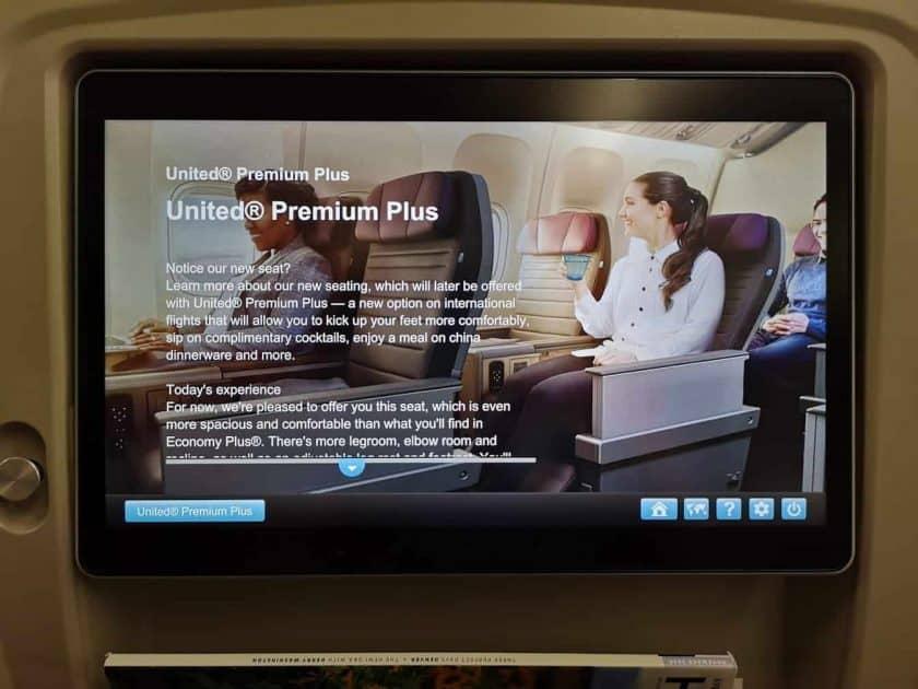 UA Premium Eco Infos