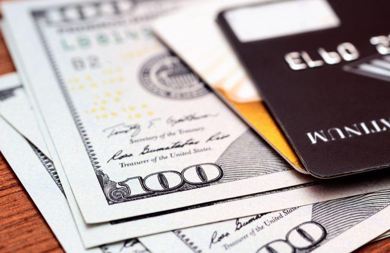 USA Kreditkarte