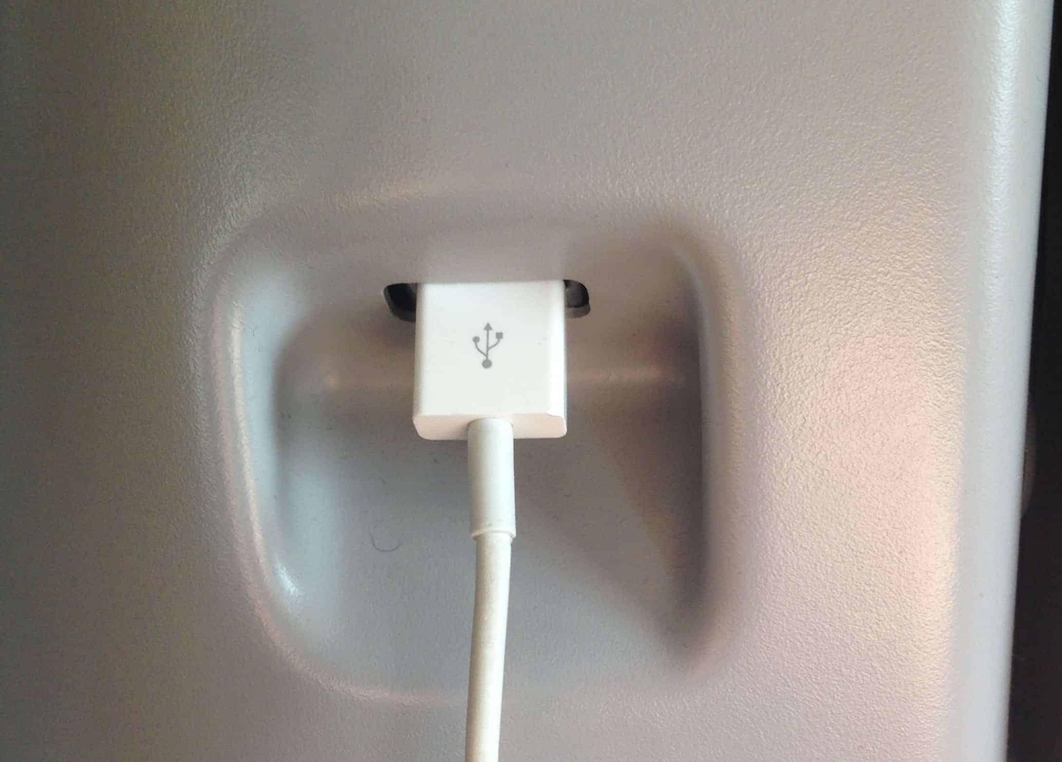 USB Anschluss
