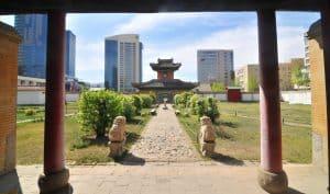 Ulaanbaatar Mongolei