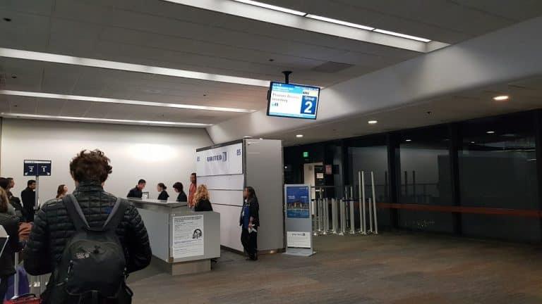 United Gate SFO