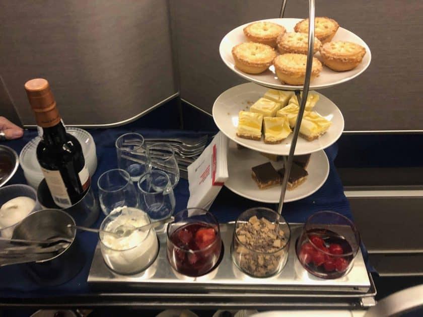 United Polaris Bewertung Dessertwagen