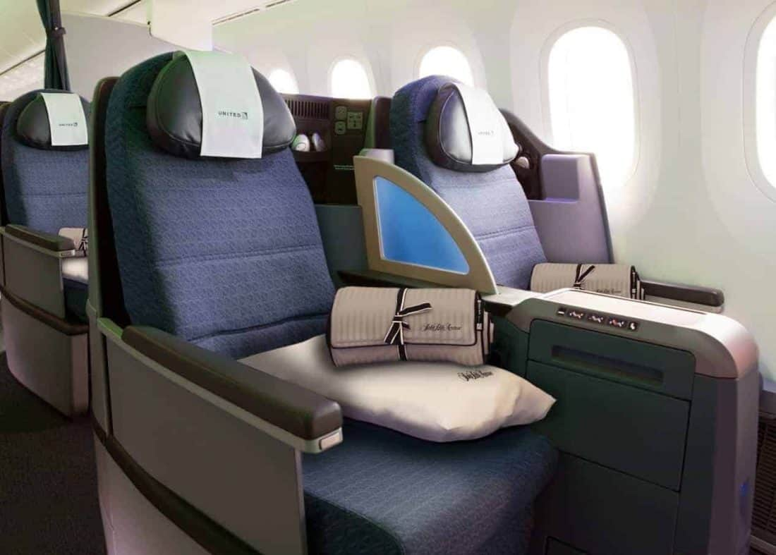 United alte Business Class