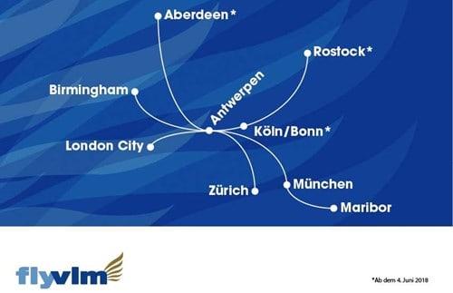 VLM Streckennetz