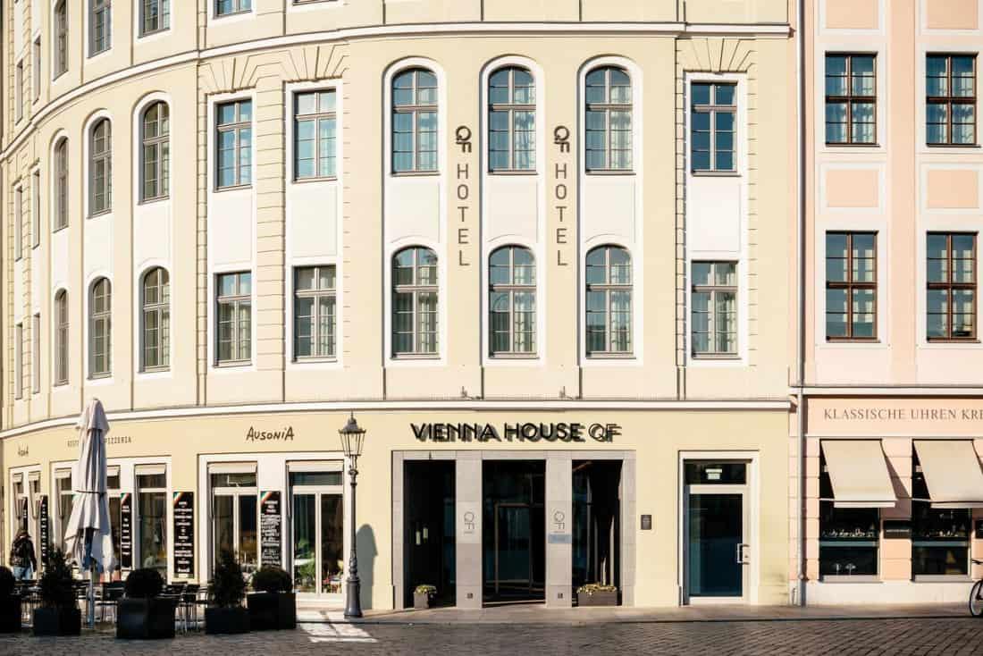 Vienna house outside