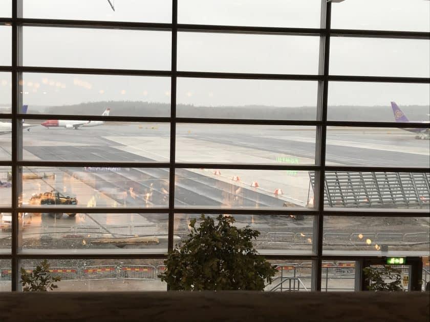 View Amex Stockholm