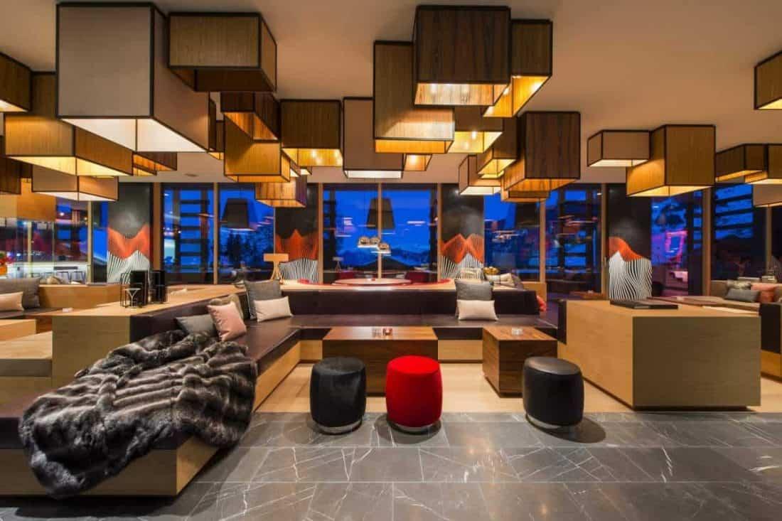 W Verbier Living Room