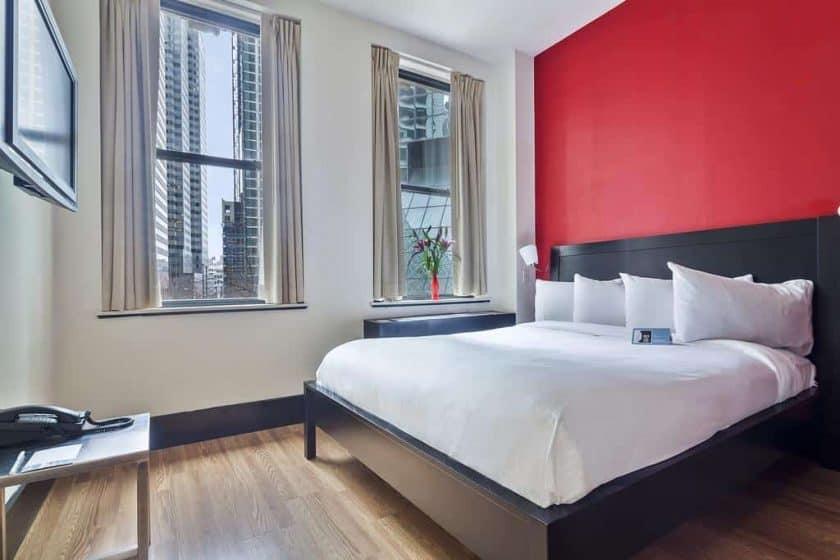Wallstreet Hotel
