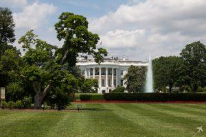 White House in Washington D.C., USA