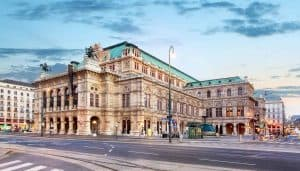 Wiener Opernhaus, Wien