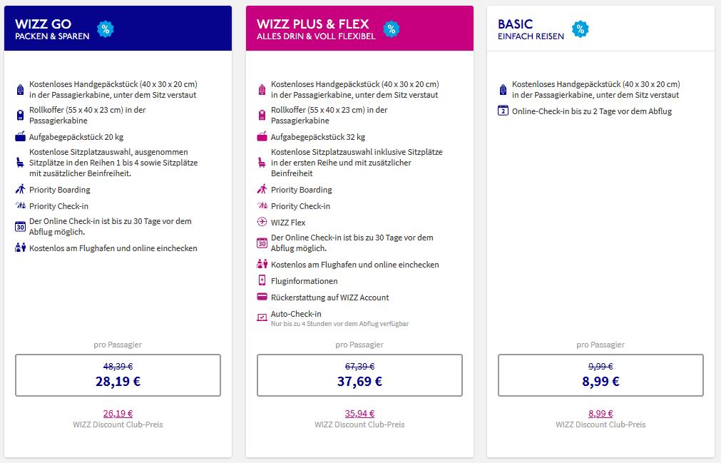 Wizz Go Plus 1