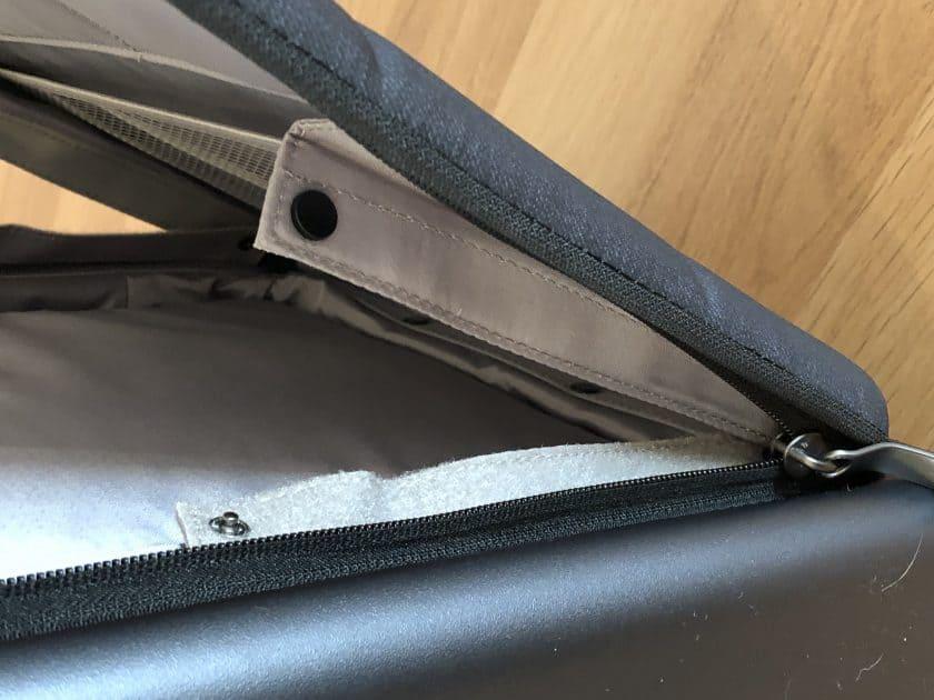 Xiaomi Business Cabin Boarding Suitcase Aussentasche Halterung