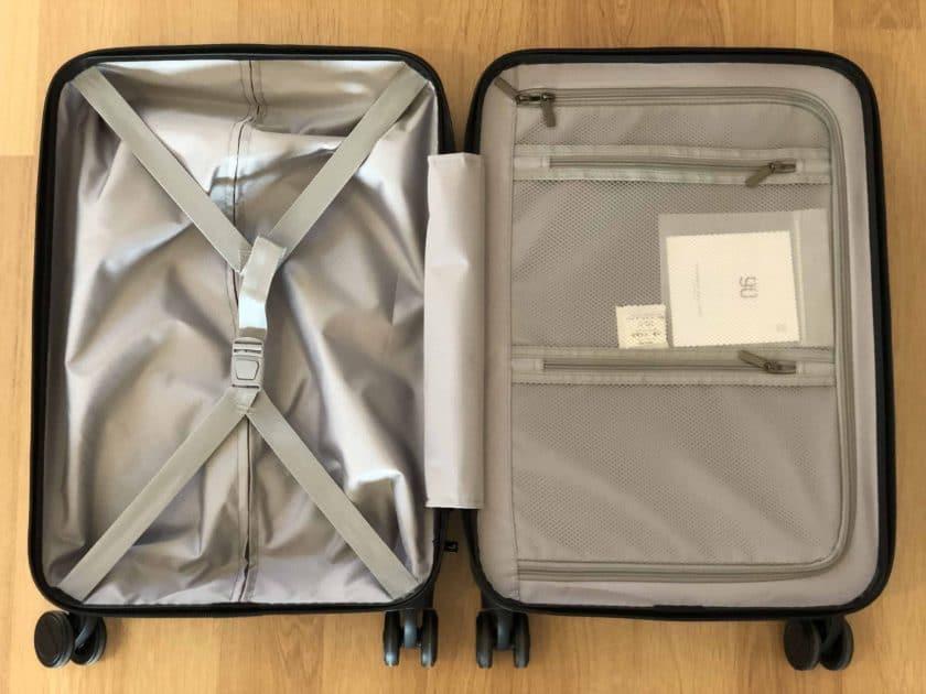 Xiaomi Business Cabin Boarding Suitcase Innenleben