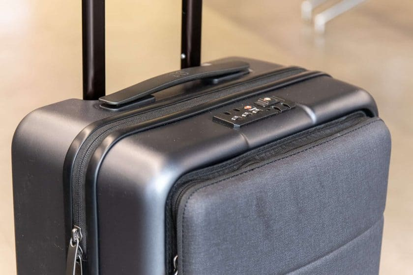 Xiaomi Business Cabin Boarding Suitcase Schloss