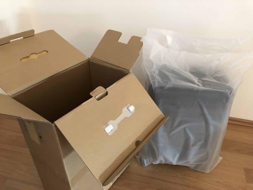 Xiaomi Business Cabin Boarding Suitcase Verpackung