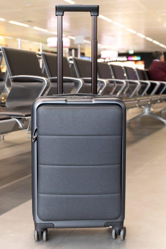 Xiaomi Business Cabin Boarding Suitcase hochkant