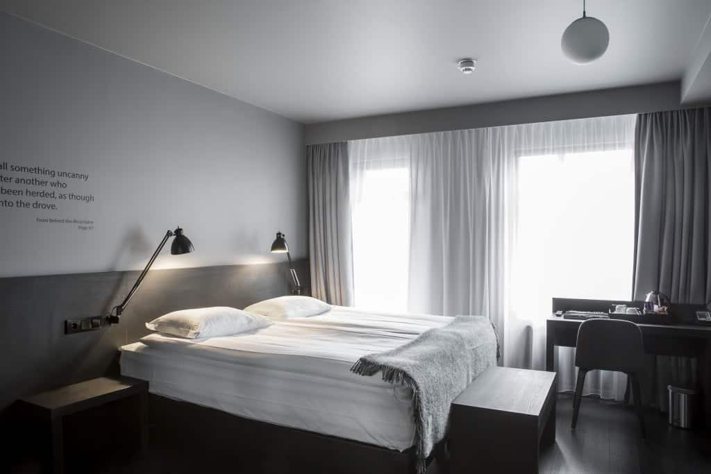 Zimmer Hotel Skuggi Reykjavik