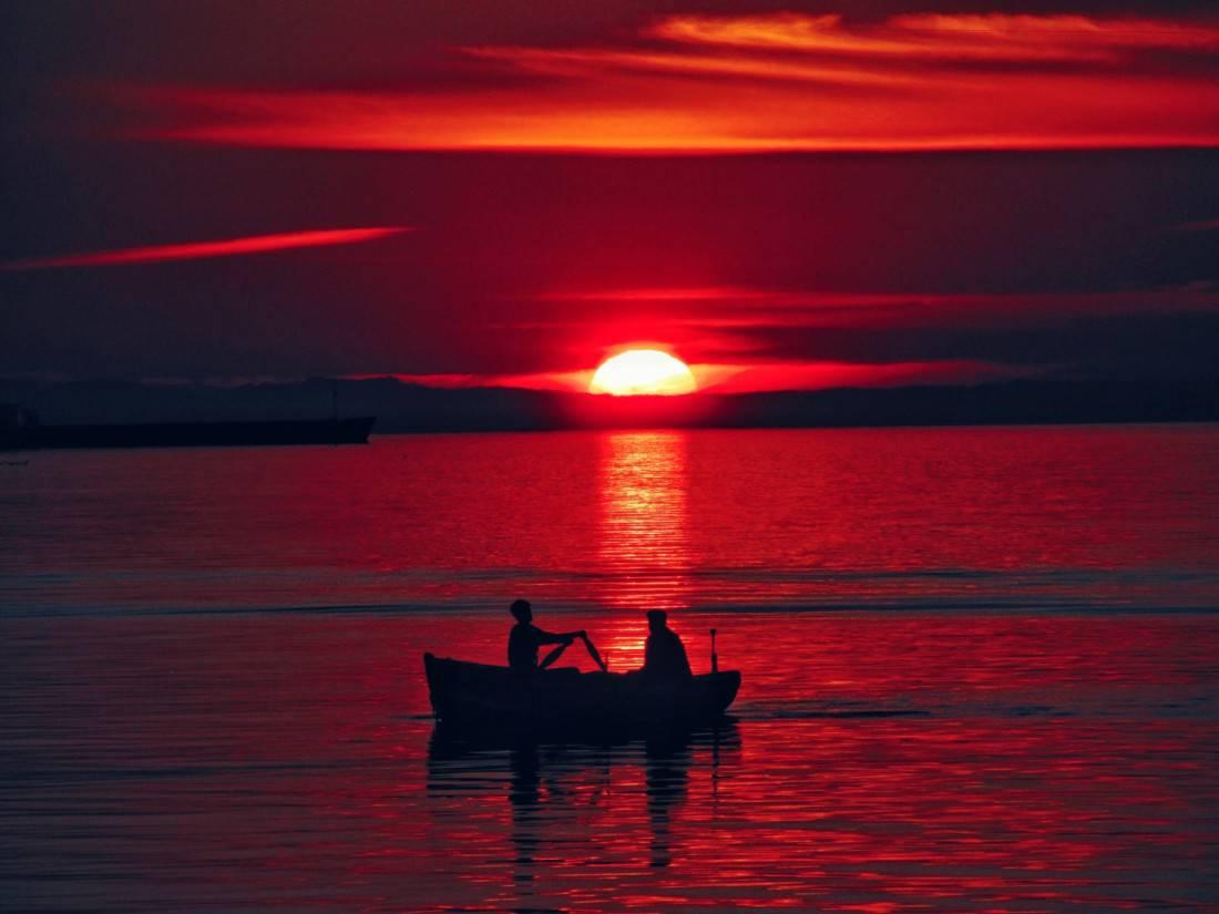 Zonguldak Sonnenuntergang