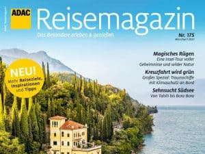 ADAC Reisemagazin Cover 175