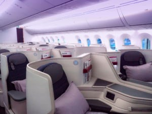 aeromexico business class boeing 787 9