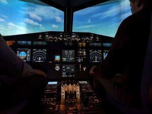 Aerotask A320 Simlator