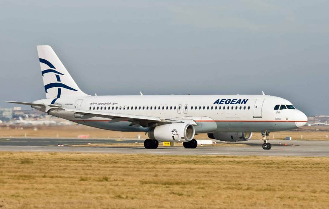Agean A320