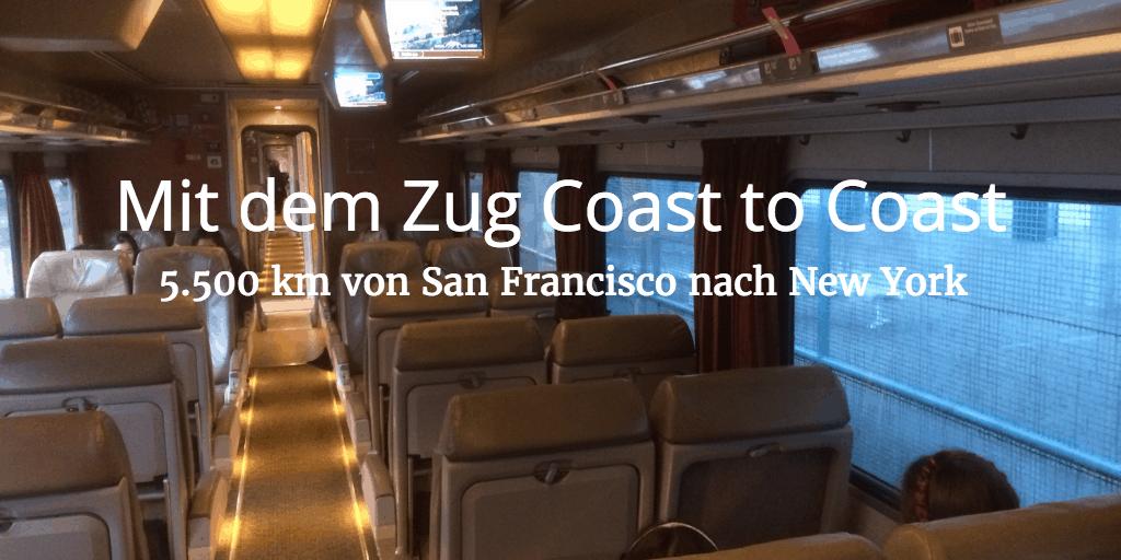 Amtrak San Francisco-New York