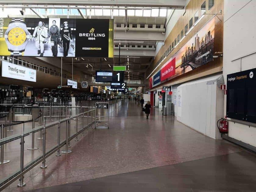 arlanda airport empty2 1