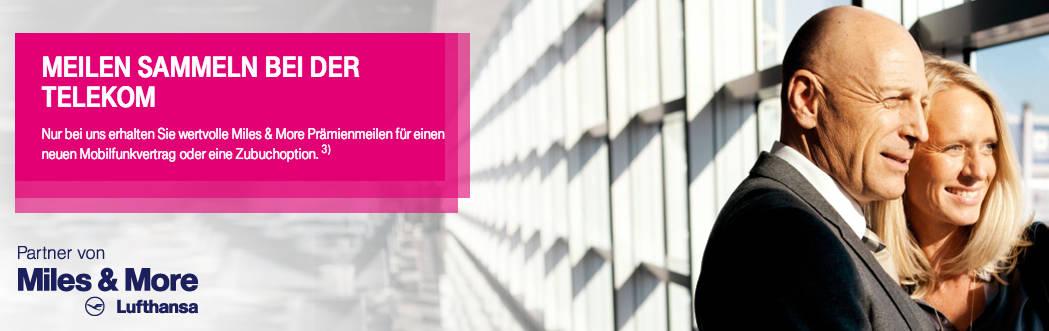 Telekom Miles&More