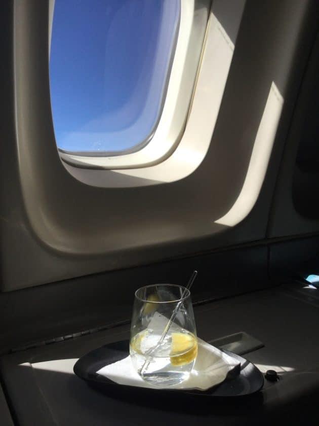 ba clubworld 747 gintonic