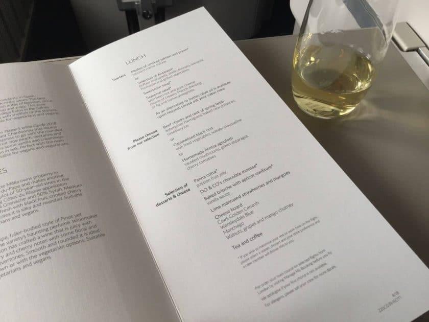 ba clubworld 747 menue 3