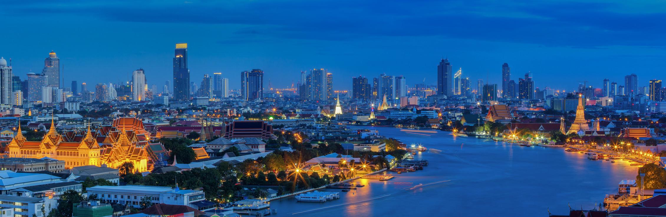 Grand Palace - Bangkok, Thailand