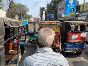 bangladesch verkehr