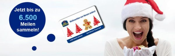 Best Western Travel Card Miles&More