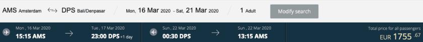 Choose a flight 2020 03 03 10 52 36