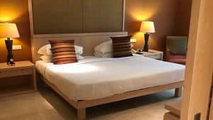 Conrad Bali Suite Bed