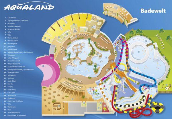 Aqualand Badewelt