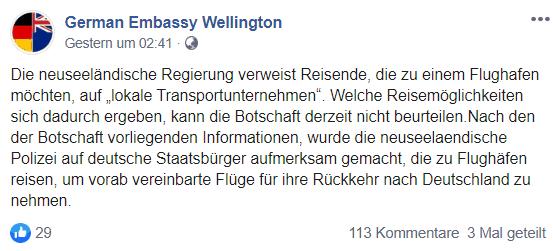 deutsche botschaft wellington facebook