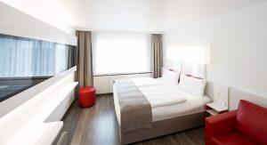 Domero Hotel Stuttgart Standard Zimmer