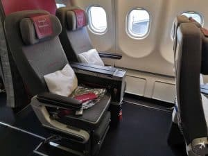 Eurowings Best FRA LAS Sitz