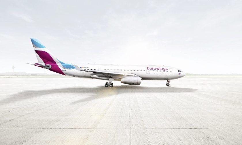 Eurowings Airbus A330