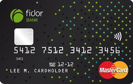 Fidor SmartCard Kreditkarte