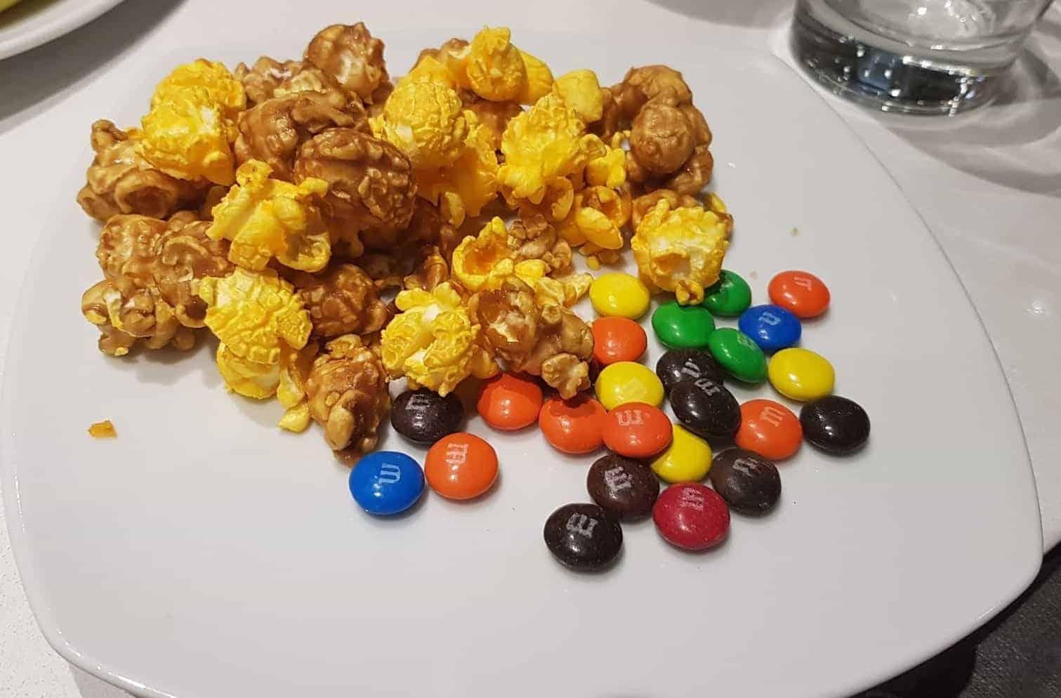 flagship lounge ord popcorn