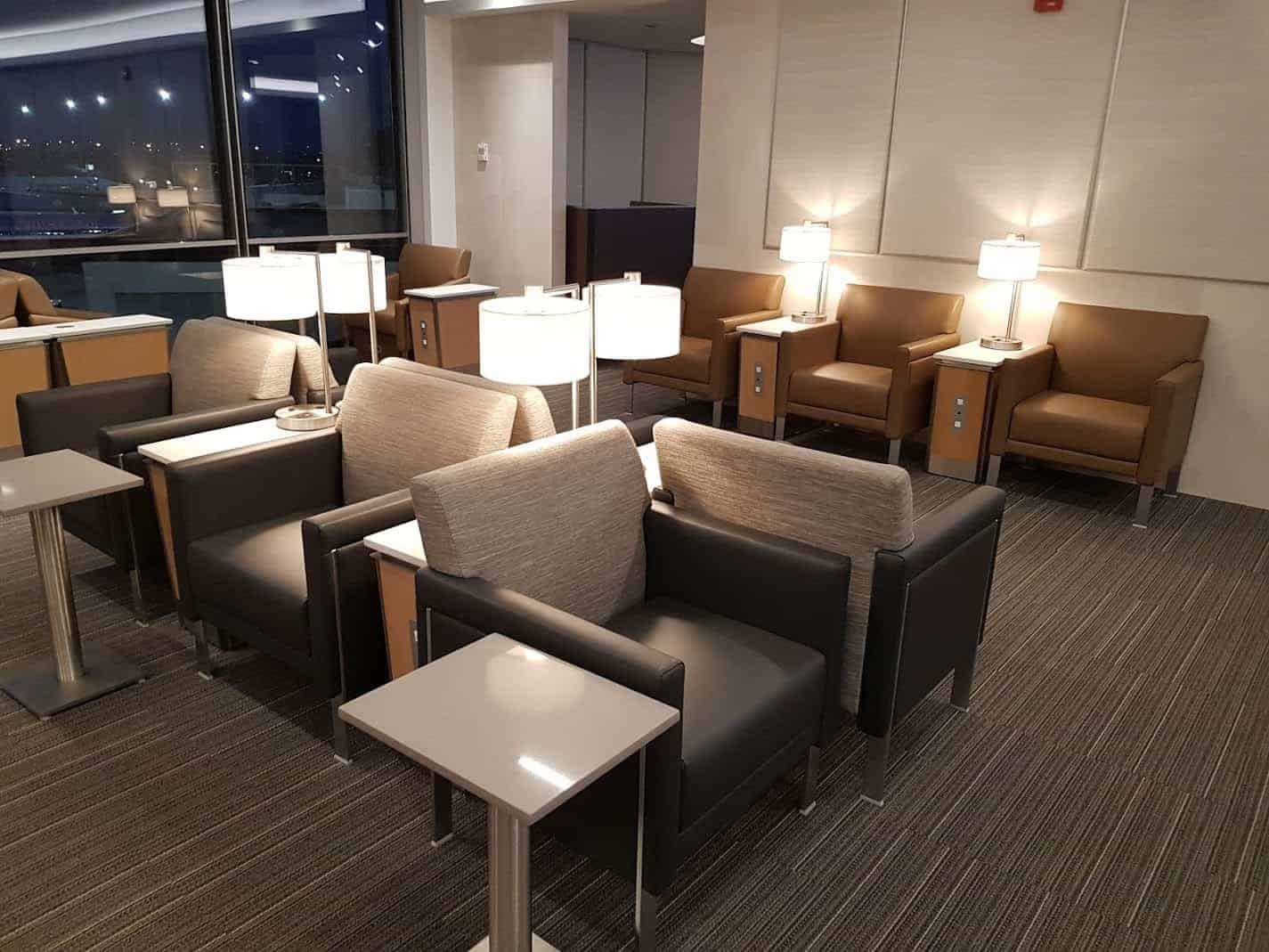 flagship lounge ord sitze