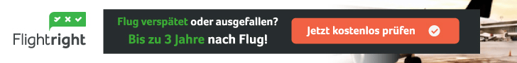 Flightright Banner